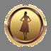 时装秀纪念币